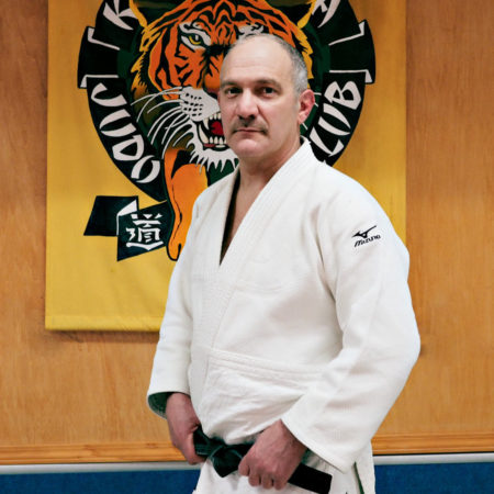 Kin-Tora Martial Arts and Fitness Sal Barone